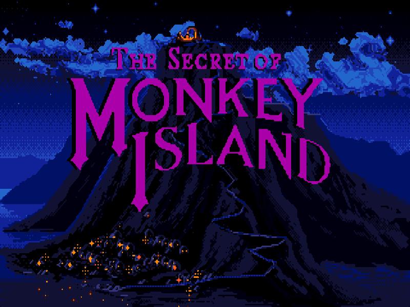Secret Of Monkey Island Amiga