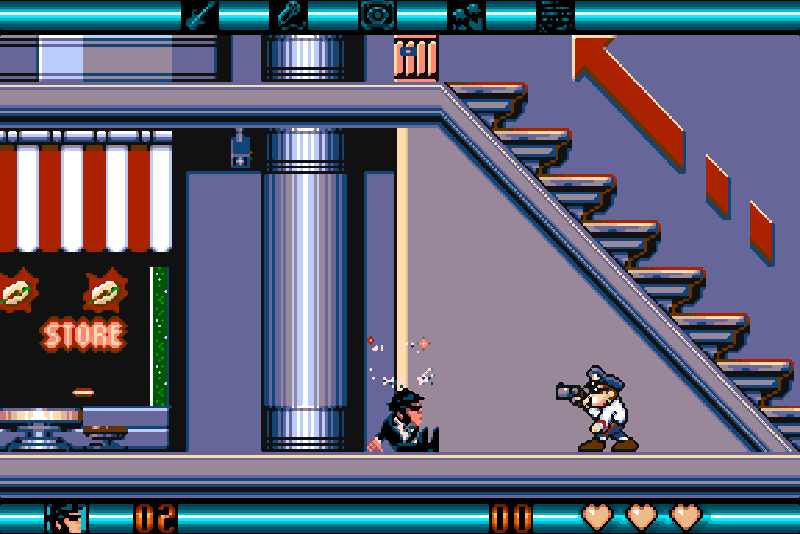 Blues brothers old games