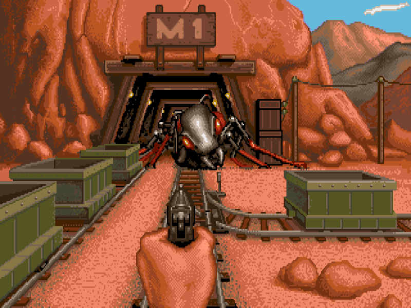 It Came From The Desert The Company Classic Amiga Games