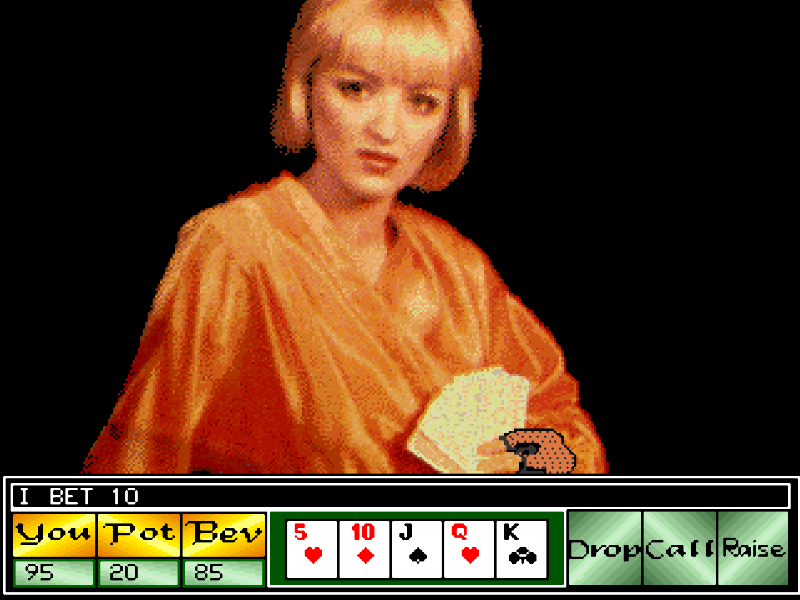 For Strip poker abandonware opinion