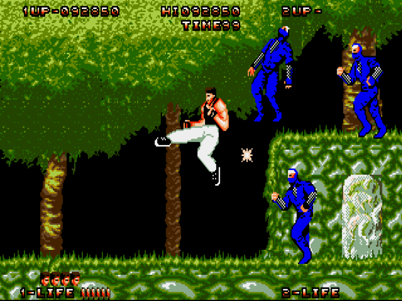 bad dudes vs dragon ninja download