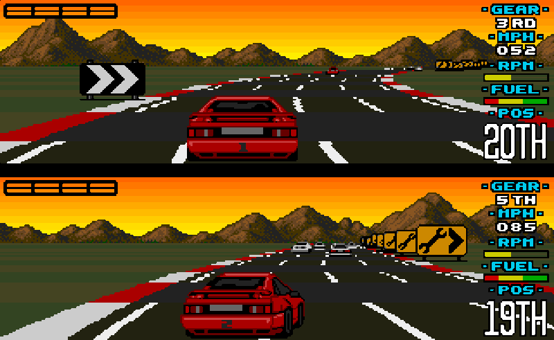 new arrivals clearance prices another chance Lotus Esprit Turbo Challenge - The Company - Classic Amiga Games