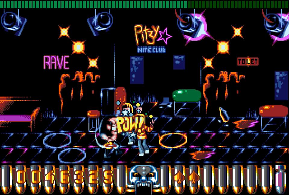 Motorhead - The Company - Classic Amiga Games