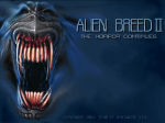 Alien Breed II: The Horror Continues - Screenshot