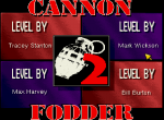 Cannon Fodder 2 - Alien Levels - Screenshot