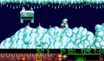 Holiday Lemmings 1993 - Amiga