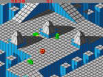 Marble Madness - Screenshot