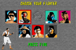 Mortal Kombat - Screenshot