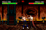 Mortal Kombat II - Screenshot