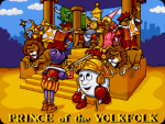 Prince Of The Yolkfolk - Amiga