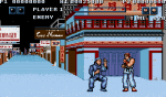 Street Fighter - Amiga