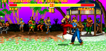 Super Street Fighter II: The New Challengers - Amiga