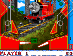 Thomas The Tank Engine's Pinball - Amiga