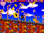 Zool: Ninja Of The ''Nth'' Dimension - Amiga