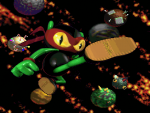 Zool: Ninja Of The ''Nth'' Dimension - Screenshot