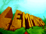 Lemmings Demo - Screenshot