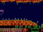 Lemmings Demo - Amiga