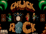 Chuck Rock - Screenshot