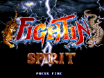 Fightin' Spirit - Screenshot