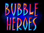 Bubble Heroes - Screenshot