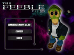 Feeble Files *French* - Screenshot