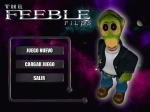 Feeble Files *Spanish* - Amiga
