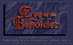 Eye Of The Beholder - Amiga