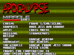Apocalypse - Screenshot