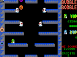 Bubble Bobble - Screenshot