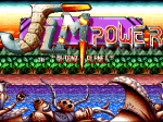 Jim Power: In Mutant Planet - Screenshot