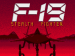 F-19 Stealth Fighter - Screenshot