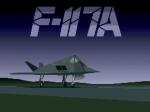 Nighthawk F-117A Stealth Fighter 2.0 - Screenshot