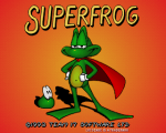 Superfrog - Screenshot