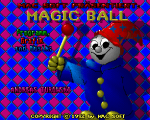 Magic Ball - Amiga
