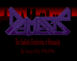 Damage: The Sadistic Butchering Of Humanity - Amiga