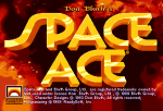 Space Ace - Amiga