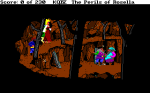 King's Quest IV: The Perils Of Rosella - Amiga