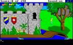 King's Quest I: Quest For The Crown - Screenshot