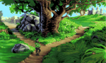 King's Quest VI: Heir Today Gone Tomorrow - Amiga