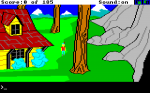 King's Quest II: Romancing The Throne - Amiga