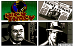 Dick Tracy: The Crime Solving Adventure - Amiga