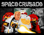 Space Crusade - Amiga
