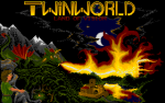 TwinWorld: Land of Vision - Amiga
